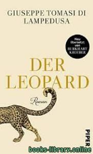 قراءة و تحميل كتاب The Leopard PDF