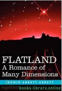 قراءة و تحميل كتاب Flatland PDF