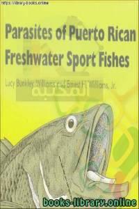 قراءة و تحميل كتاب Parasites of puerto rican freshwater sport fishes PDF