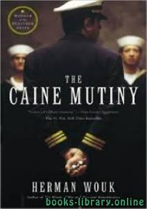 قراءة و تحميل كتاب The Caine Mutiny PDF