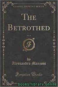 قراءة و تحميل كتاب The Betrothed PDF