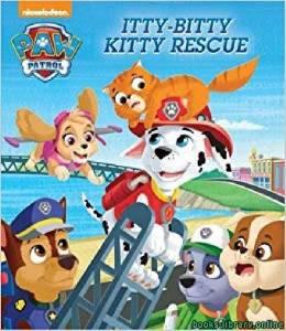 قراءة و تحميل كتاب itty-bitty_kitty_rescue_paw_patrol PDF