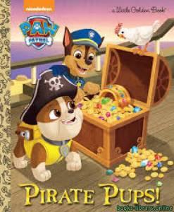 قراءة و تحميل كتاب Pirate pups paw patrol PDF