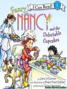 قراءة و تحميل كتاب Fancy Nancy and the Delectable Cupcakes PDF