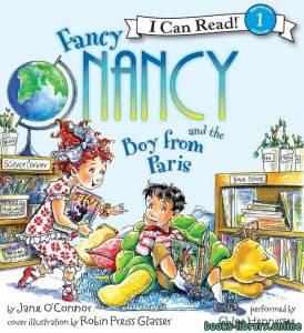 قراءة و تحميل كتاب Fancy Nancy and the Boy from Paris PDF