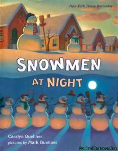 قراءة و تحميل كتاب Snowmen at Night PDF