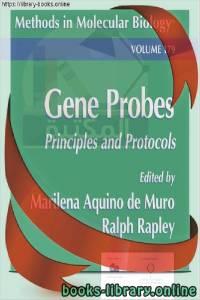 قراءة و تحميل كتاب Principles and Protocols-Humana Press PDF