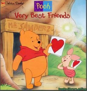 قراءة و تحميل كتاب Pooh Very Best Friends PDF