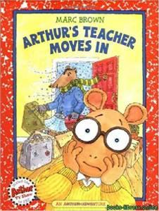 قراءة و تحميل كتاب Arthur's Teacher Moves In PDF