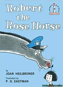 قراءة و تحميل كتاب Robert the Rose Horse PDF