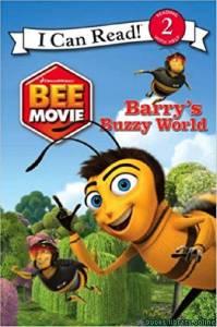 قراءة و تحميل كتاب Barry's Buzzy World PDF