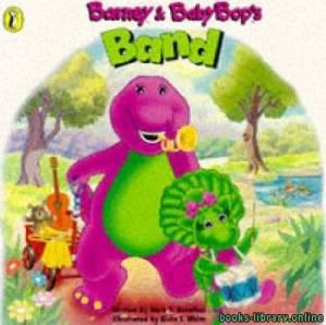 قراءة و تحميل كتاب Barney and Baby Bop Band PDF