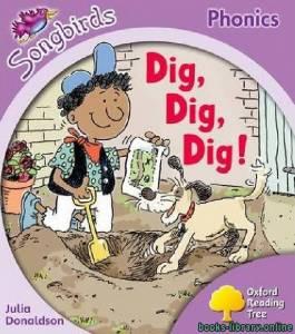 قراءة و تحميل كتاب Dig,Dig,Dig PDF
