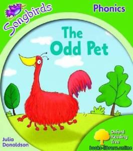 قراءة و تحميل كتاب The Odd Pet PDF