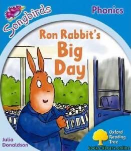 قراءة و تحميل كتاب Ron Rabbit  Big Day PDF