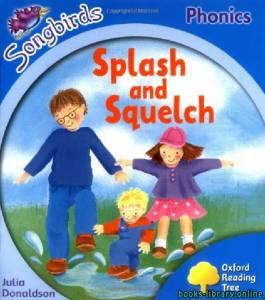 قراءة و تحميل كتاب Splash and Squelch PDF