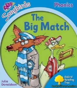 قراءة و تحميل كتاب The Big Match PDF