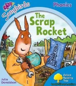 قراءة و تحميل كتاب The Scrap Rocket PDF