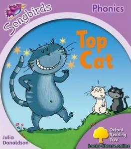 قراءة و تحميل كتاب Top Cat Songbirds PDF