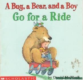 قراءة و تحميل كتاب A Bug a Bear and a Boy Go For a Ride PDF