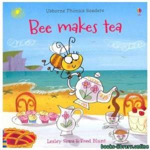 قراءة و تحميل كتاب Bee makes Tea PDF