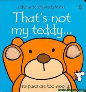 قراءة و تحميل كتاب That's not my Teddy PDF