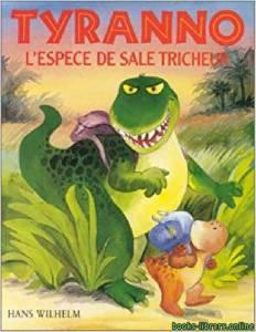 قراءة و تحميل كتاب Tyranno lespece de sale tricheur PDF