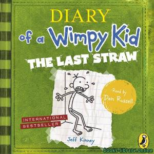 قراءة و تحميل كتاب Diaryof a Wimpy Kid  The Last Straw PDF