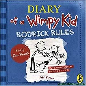 قراءة و تحميل كتاب Diary of a Wimpy  Kid Rodrick Rules PDF