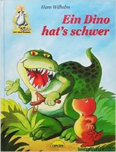 قراءة و تحميل كتاب Ein Dino hat es schwer German PDF