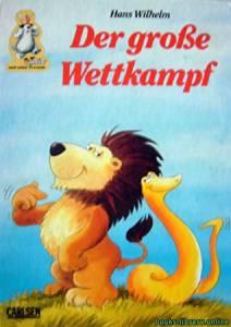 قراءة و تحميل كتاب DER GROBE WETTKAMPF PDF