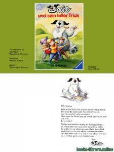 قراءة و تحميل كتاب WALDO UND SEIN TOLLER TRICK binder PDF