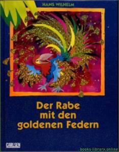قراءة و تحميل كتاب Der Rabe mit den goldenen Federn PDF
