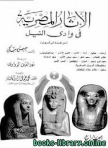 قراءة و تحميل كتاب الأثار المصرية فى وادى النيل 4 PDF