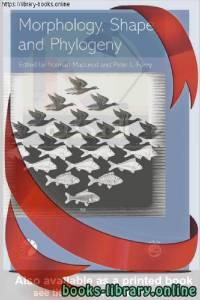 قراءة و تحميل كتاب Systematics Association special volume series  PDF