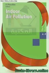 قراءة و تحميل كتاب The Handbook of Environmental Chemistry _ Air Pollution PDF