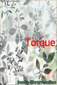 قراءة و تحميل كتاب  Torque in Classical Mechanics PDF