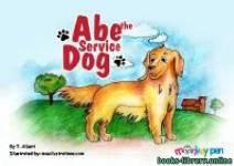 قراءة و تحميل كتاب ABE THE SERVICE DOG PDF