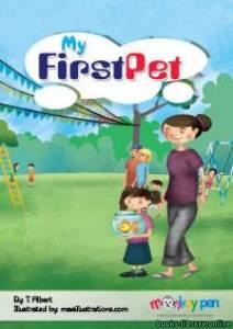 قراءة و تحميل كتاب MY FIRST PET PDF