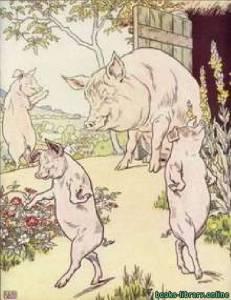قراءة و تحميل كتاب The Three Little Pigs PDF