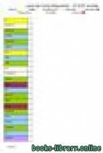 قراءة و تحميل كتاب Liste de mots fréquents 5 e et 6 e année Noms Verbes  PDF
