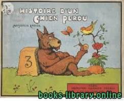 قراءة و تحميل كتاب Histoire d un chien perdu PDF