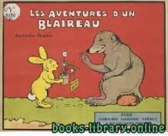 قراءة و تحميل كتاب Les aventures d un blaireau PDF