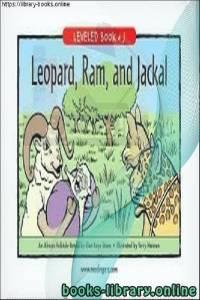 قراءة و تحميل كتاب Léopard, Bélier et Chacal PDF