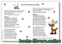 قراءة و تحميل كتاب Le p'tit renne au nez rouge PDF