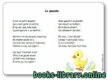 قراءة و تحميل كتاب Comptine « Le poussin » PDF