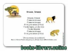قراءة و تحميل كتاب Brousse, brousse PDF