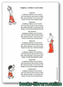 قراءة و تحميل كتاب « L'empereur, sa femme et le petit prince » PDF