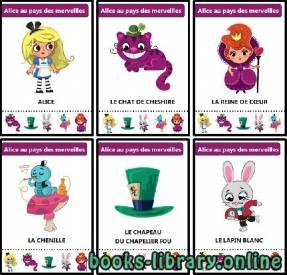 قراءة و تحميل كتاب Jeu-des-7-familles-contes-traditionnels-Alice-au-pays-des-merveilles PDF