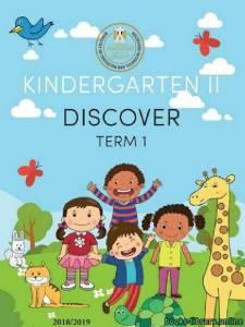 قراءة و تحميل كتاب منهج DISCOVER رياض اطفال مستوى اول فصل دراسي اول PDF